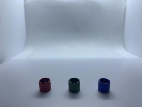 aluminium pigeon rings standard